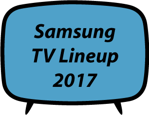 header samsung tv lineup 2017
