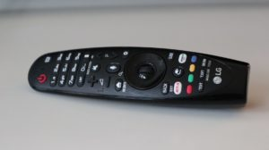 LG SJ800V Magic Remote