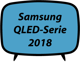 samsung tv serie qled 2018 unterschiede und vergleich. Black Bedroom Furniture Sets. Home Design Ideas