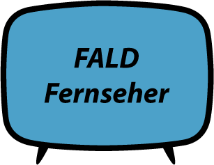 TV Full Array Local Dimming (FALD)