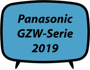 Panasonic TV GZW 2019