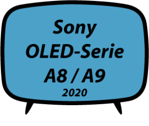 Sony OLED A8 A9 2020