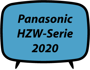 Panasonic TV HZW 2020